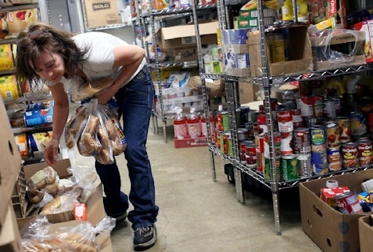 About 460,000 Minnesotans receive SNAP food benefits, part of the 2019 Farm Bill signed by President Donald Trump on Thursday. (salvationarmynorth.org)