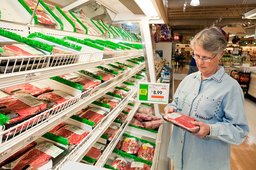 Beef producers say foreign meat products only nominally processed in the U.S. are allowed to include labels stating they were made here. (Stephen Ausmus/U.S. Dept. of Agriculture)