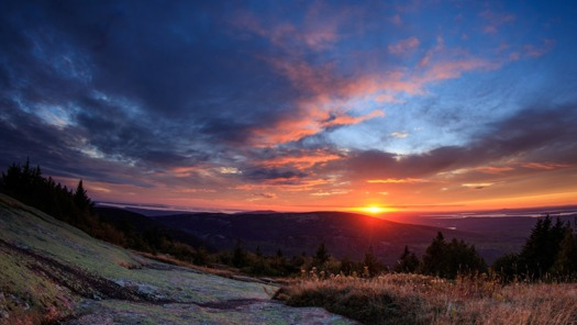 Acadia National Park is one of Maine's four national parks that could benefit from legislation in Congress to catch up maintenance work in the parks, if it passes in 2019. (National Park Service)