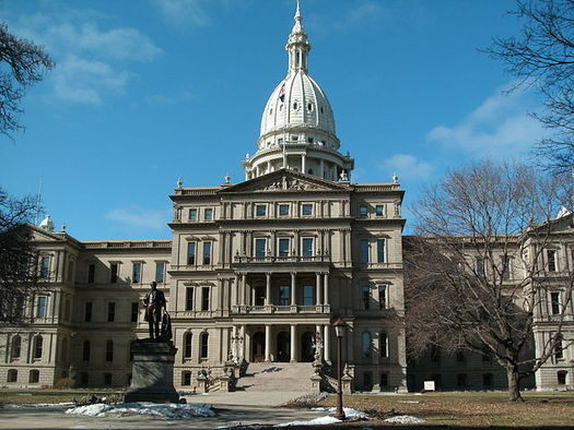 Opponents say Michigan lawmakers violated constitutional separation of powers when voting on Thursday to give themselves power to intervene in decisions made by the incoming attorney general. (SAN906/Wikimedia Commons)