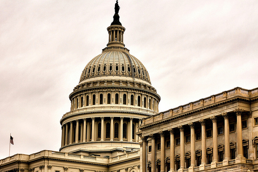 The government has been partially shutdown for three weeks, leaving federal employees furloughed or working without pay. (Phil Roeder/Flickr)