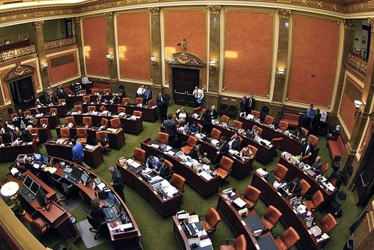 "When the Utah Legislature convenes next week, some members say they plan to ""repeal and replace"" a voter-approved proposition to fully expand Medicaid in the state. (ScottCaton/WikimediaCommons)"