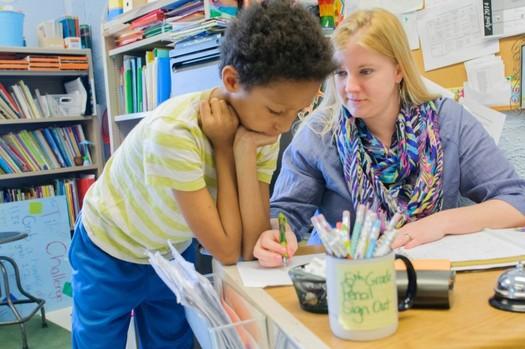 Indiana teachers earn about $55,000 annually on average. (@sbphoto/Twenty20)
