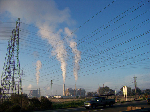 Three gas-fired power plants in Long Beach, Calif., are now set to close within a decade. (Haymarket Rebel/Flickr)