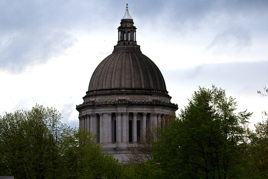 The Washington state Senate holds a public hearing today (Thursday) in Olympia on a bill to create a state tax credit for low-income workers. (Jon Stahl/Flickr)