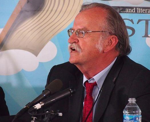 Peter Onus, profesor em�rito de historia en Virginia University, y erudito acad�mico en Peter Onus, expone en BSU esta semana. (Slowking4/Wikimedia Commons)