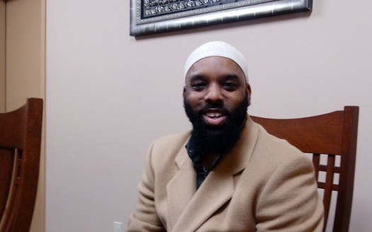 According to Imaam Nasir Abdussalam, the Islamic Association of West Virginia has more than 350 families in the congregation, many who work the medical profession. (Dan Heyman)