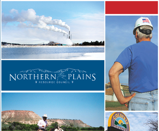 A new report says extensive cleanup of Colstrip's coal-ash ponds would create more than twice as many jobs as current cleanup proposals. (Northern Plains Resource Council)