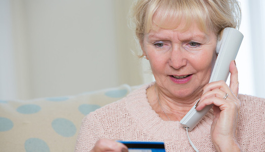 Scammers often use floods, tornadoes and other natural disasters to target seniors with unsolicited calls for donations that never find their way to intended victims. (AARP)