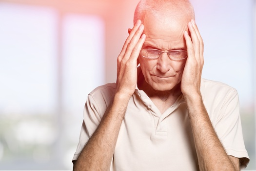 Sudden problems with balance, vision or speech, or sudden weakness in one arm, or paralysis in one part of the face may be a sign of a stroke. (Adobe Stock)