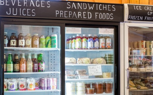 One owner of a small grocery in rural Minnesota says he's seeing increased demand for healthy, ready-to-eat deli food - and a lot of grateful customers. (Chelsea Ouellet/Pixabay)