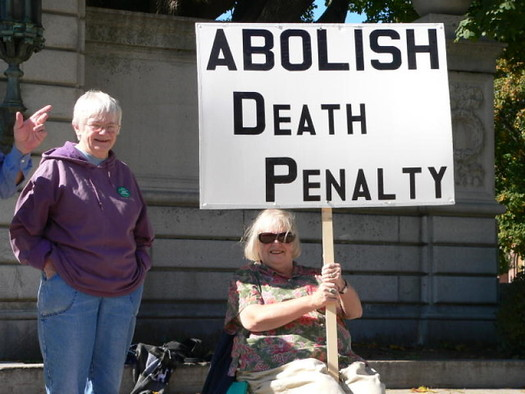 Studies spanning more than 30 years, covering virtually every state that uses capital punishment, have found that race is a significant factor in death penalty cases. (Giftedhands/Flickr)