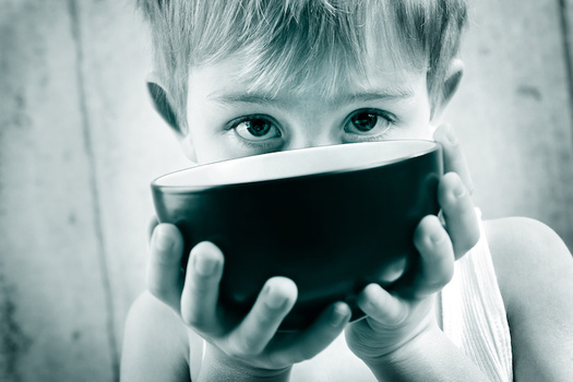 "More than 600,000 people in Kentucky face food insecurity, according to a new ""Map the Meal Gap"" report. (Adobe Stock)"
