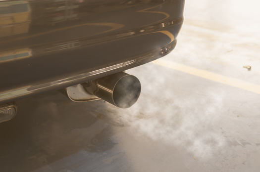 Rules proposed by the Environmental Protection Agency and Department of Transportation would weaken limits on greenhouse gas-emissions for vehicles. (khunkorn/Adobe Stock)