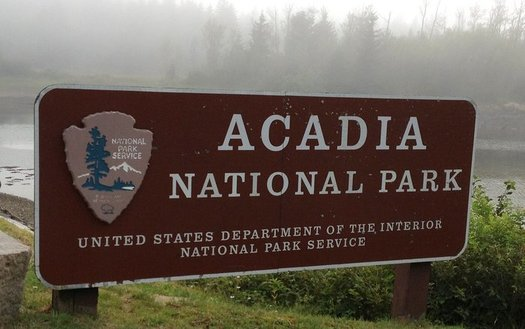 Acadia National Park has received funding from the federal Land and Water Conservation Fund. (OakleyOriginals/Creative Commons)