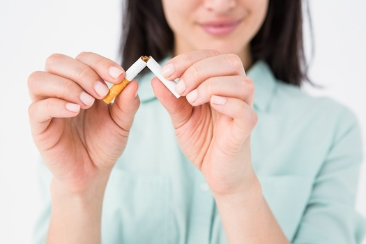 In 2016, nearly 30% of Kentucky women aged 18-44 reported smoking every day or some days. (Adobe Stock)