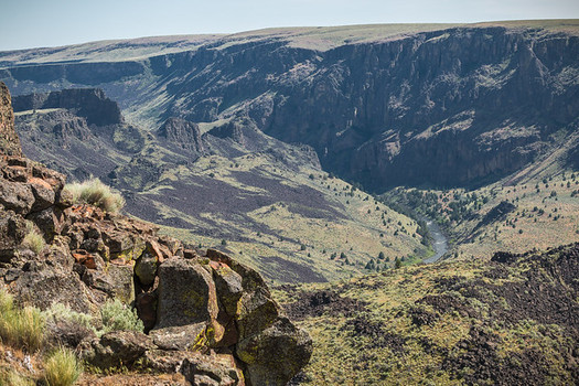 More than 1 million acres of land recognized as wilderness quality in the Owyhee Canyonlands could be left unprotected in the U.S. Bureau Land Management's resource plans. (BLM/Flickr)