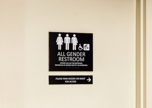 An appeals court decision says excluding transgender students from facilities other students use would increase stigma and discrimination. (dbvirago/Adobe Stock)
