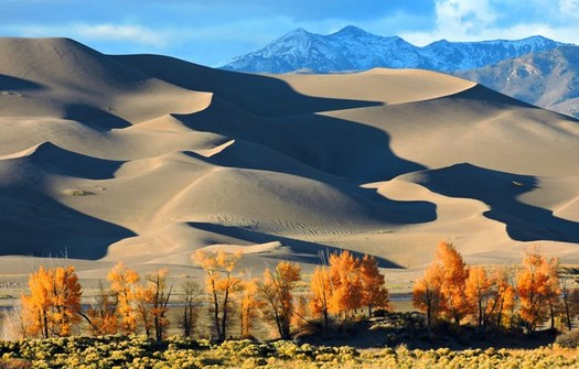 The Land and Water Conservation Fund has helped increase access to outdoor-recreation and other conservation efforts in Colorado's Great Sand Dunes National Park and Preserve. (NPS)