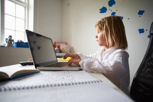 Pennsylvanians spend more than $463 million a year sending children to cyber charter schools. (Monkey Business/Adobe Stock)