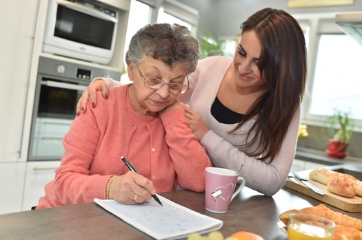 The population of older Ohioans likely to need some form of guardianship care is growing. (Goodluz/Adobe Stock)