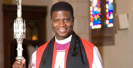 "The Right Rev. Eugene Taylor Sutton, Episcopal bishop of Maryland, says the subject of reparations for slavery deserves ""deep and intentional study."" (Episcopal Diocese of Maryland)"