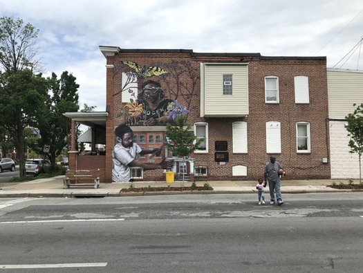 "Impact investing is making investments to achieve a ""measurable, beneficial social impact"" in a community, according to the Baltimore Community Foundation. (BCF)"