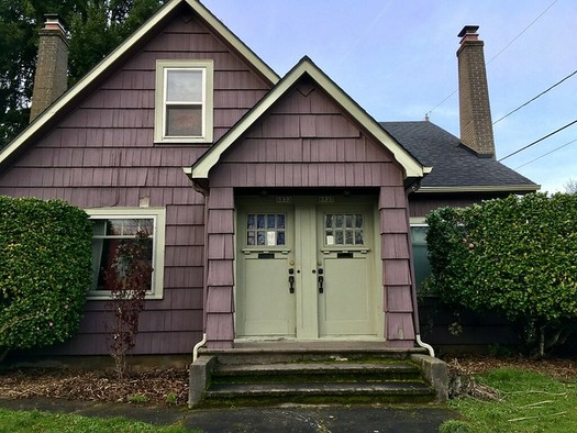 Oregon lawmakers passed the first bill in the nation that will allow cities to ban single-family zoning. (Sightline Institute/Flickr)