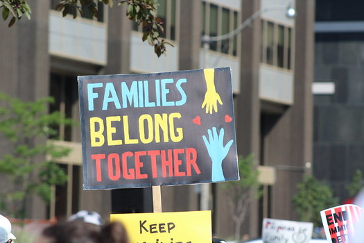 Rallies are planned in more than 170 cities across the country to protest detention centers for children and family separations at the U.S.-Mexico border. (John MacDonald/Flickr)