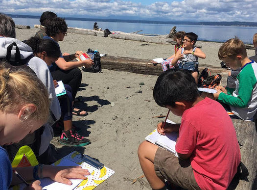 Summer learning could help close the achievement gap for low-income students who typically don't have access to summer programs. (Greater Seattle Bureau of Fearless Ideas)