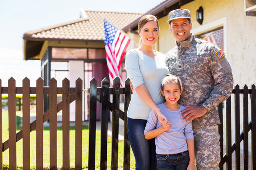 A letter signed by 22 U.S. senators to the Department of Homeland Security asks the agency to preserve the Parole in Place program for family members of servicemen and women.(MichaelJung/Adobe Stock)