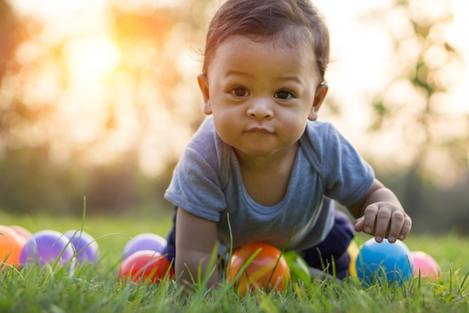 The Think Babies North Carolina Initiative aims to boost health and developmental outcomes for the state's babies and toddlers. (Adobe Stock)