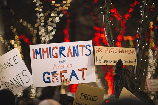 More than 600 events are planned across the U.S. and globe tonight to protest conditions in American immigration detention centers. (Stocksnap/Pixabay) More than 600 events are planned across the U.S. and globe tonight to protest conditions in American immigration detention centers. (Stocksnap/Pixabay)