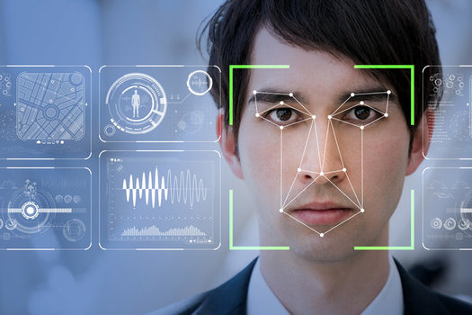 The cities of Somerville, Mass., and San Francisco recently have forbidden local law enforcement from using facial-recognition surveillance.(Metamorworks/AdobeStock)