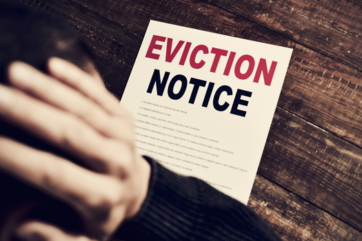 Chesapeake, Hampton, Newport News, Norfolk and Richmond were among the top 10 cities in the United States for high eviction rates, according to a 2016 report. (Adobe Stock)