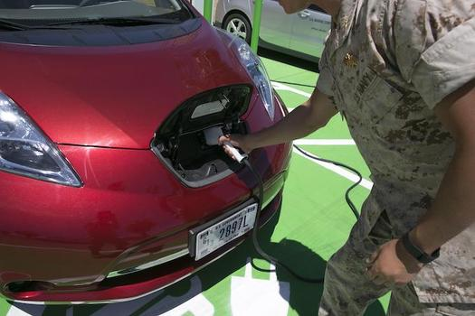 Colorado's zero-emissions policy would require 6% of cars sold by 2030 to be zero-emission vehicles, a move that is projected to eliminate more than 3 million metric tons of greenhouse-gas pollution. (DOD)