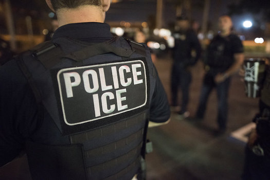 Immigration advocates fear the new rule will lead to massive ICE raids in communities across the country. (U.S. Immigration and Customs Enforcement)