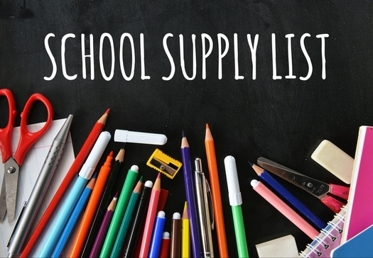 Public school teachers will spend on average $459 on school supplies for which they're not reimbursed this year, with California teachers spending the most and North Dakota teachers spending the least. (tjms.fairlawnschools.org)