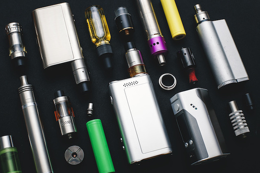 As of Friday, the CDC is looking into 450 cases of a severe respiratory illness that could be linked to vaping. (lezinav/Adobe Stock)