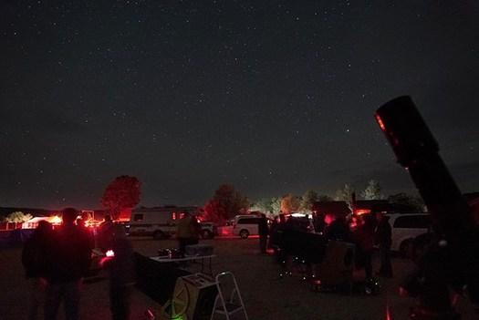 Theodore Roosevelt National Park is hosting the seventh Dakota Nights Astronomy Festival. (nps.gov)