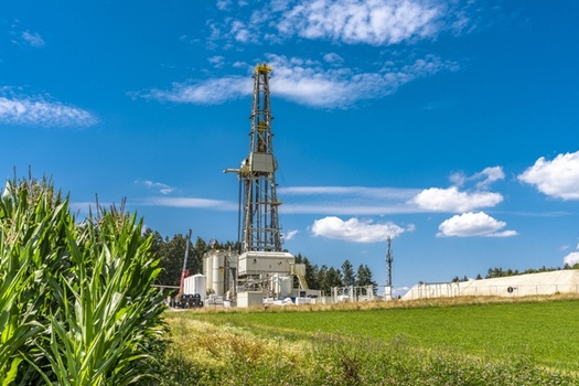 A new report says sometimes even the workers at oil and gas wells are unaware of the chemicals being used on-site. (Andy Ilmberger/Adobe Stock)