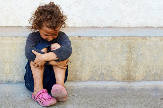 Around 163,000 Kentucky children live in areas of concentrated poverty, according to a new report by the Annie E. Casey Foundation. (Adobe Stock).