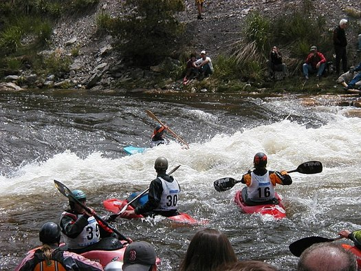 More than 20 community partners including businesses, city and county governments, the Yampa Valley Community Foundation and others came together to create the Yampa River Fund. (Katkimchee/Wikimedia Commons)