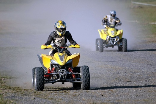 The National Park Service plans to allow all-terrain vehicles, such as ATVs and UTVs, to travel  access roads and back roads in Utah parks beginning in November. (muro/AdobeStock)