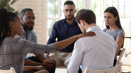 Supervised consumption sites provide access to addiction services to help reduce drug use and overdose deaths. (fizkes/Adobe Stock)