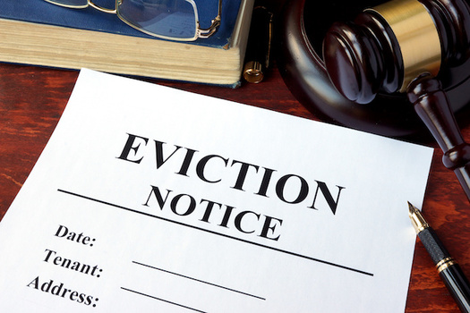 More than 130,000 adults in Washington state were evicted from rental properties between 2013 and 2017. (designer491/Adobe Stock)