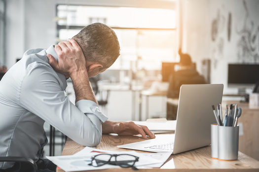 In Pennsylvania, analysts say, the rule will leave 310,000 salaried employees working unpaid overtime. (Yakobchuk Olena/Adobe Stock)