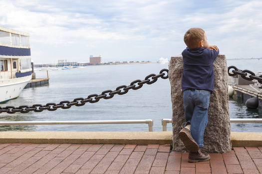 In Massachusetts, the number of children living in neighborhoods of concentrated poverty has decreased by 25%, according to The Annie E. Casey Foundation. (Adobe Stock)