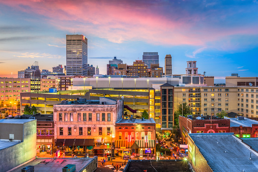 More than 6% of Memphis, Tenn.'s population is foreign-born, according to the U.S. Census Bureau. (Adobe Stock)