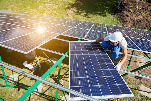 In 2018, Kentucky ranked 46th among the states for solar industry growth, according to the Solar Energy Industries Association. (Adobe Stock)